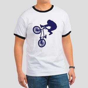 BMX Biker Ringer T