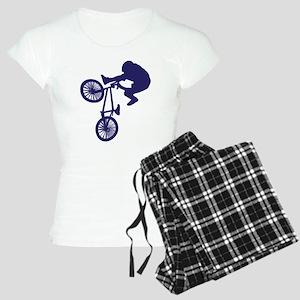 BMX Biker Women's Light Pajamas