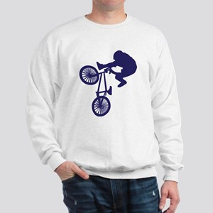 BMX Biker Sweatshirt