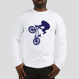 BMX Biker Long Sleeve T-Shirt