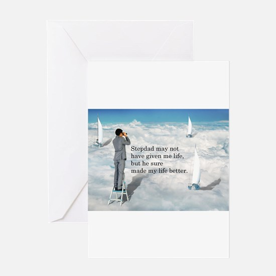 My Life Better - Postcards Greeting Card