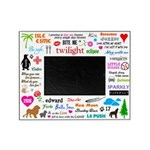 Twilight Memories Picture Frame