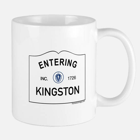 Kingston Mug
