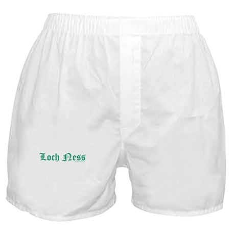Loch Ness - Boxer Shorts