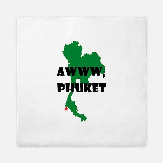 Phuket Queen Duvet