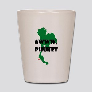 Phuket Shot Glass
