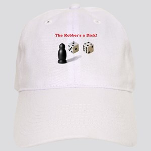 The Robber's a Dick Cap