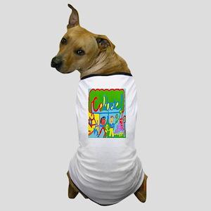 Celebrate Maze Dog T-Shirt