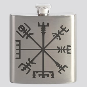 Viking Compass : Vegvisir Flask