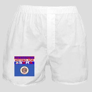 minnesotaobamaflag Boxer Shorts