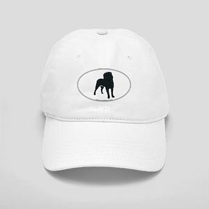 Affenpinscher Silhouette Cap
