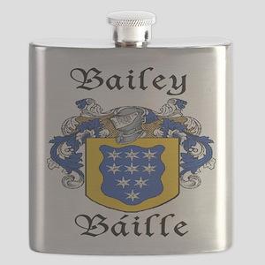 Bailey in Irish/English Flask