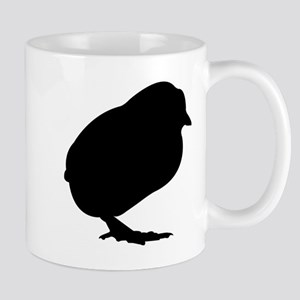 Tractor Chick Mug