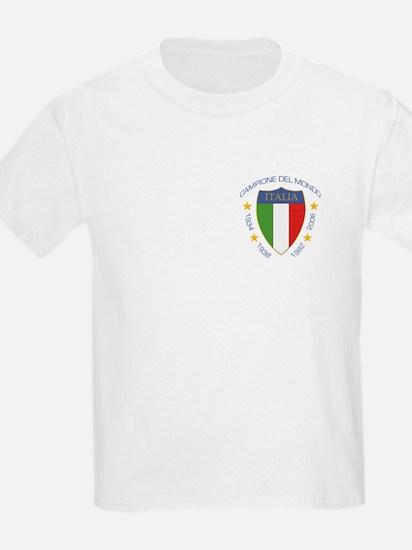 """""""Campione del Mondo"""" Scudo Kids T-Shirt"""