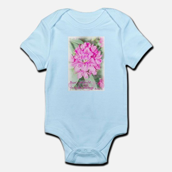 Matthew 5:7 Infant Bodysuit