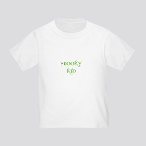 Spooky Kid Toddler T-Shirt