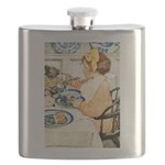 Breakfast Buddies Flask