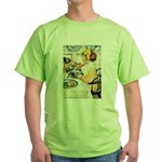 Breakfast Buddies Green T-Shirt