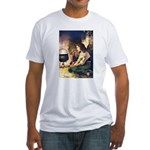 Cinderella Fitted T-Shirt
