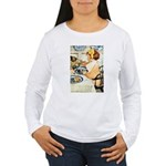 Breakfast Buddies Women's Long Sleeve T-Shirt