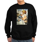 Breakfast Buddies Sweatshirt (dark)