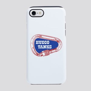 Hueco Tanks Climbing Carabiner iPhone 7 Tough Case