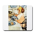 Breakfast Buddies Mousepad