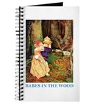 Babes In The Wood Journal