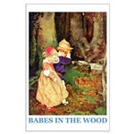 Babes In The Wood Large Poster