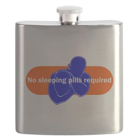 No sleeping pills required Flask