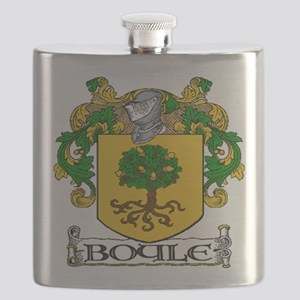 Boyle Coat of Arms Flask