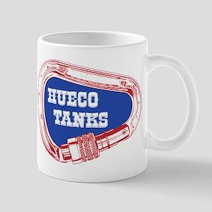 Hueco Tanks Climbing Carabiner Mugs