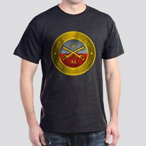 6th Alabama Cavalry Dark T-Shirt