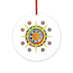 Celtic Stargate Ornament (Round)