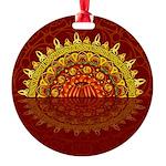 Celtic Dawn Round Ornament