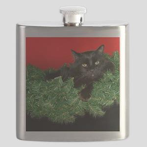 Moewy Christmas Flask
