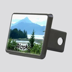 Alaska Scenic View Rectangular Hitch Cover