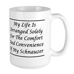 Schnauzer Convenience Large Mug
