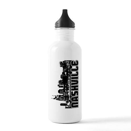 Nashville Skyline Stainless Water Bottle 1.0L