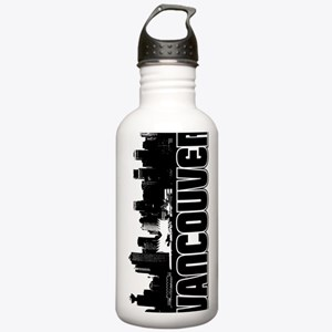 Vancouver Skyline Stainless Water Bottle 1.0L
