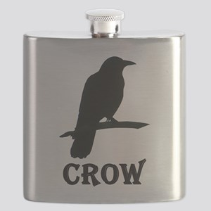 Black Crow Flask
