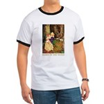 Babes In The Wood Ringer T