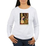Babes In The Wood Women's Long Sleeve T-Shirt