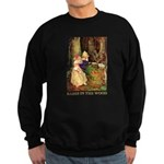 Babes In The Wood Sweatshirt (dark)
