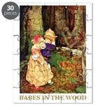 Babes In The Wood Puzzle