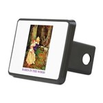 Babes In The Wood Rectangular Hitch Cover