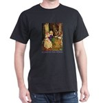 Babes In The Wood Dark T-Shirt