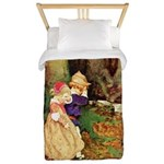 Babes In The Wood Twin Duvet