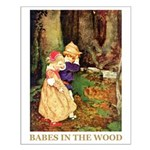 Babes In The Wood Small Poster