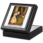 Babes In The Wood Keepsake Box